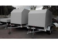 NEW CAR TRAILER £ 1800 , 245х122х35 HEIGHT 1,45m (huge choose sizes)