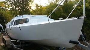 23 ft Trailer Sailor Highway 21 Macleay Island Redland Area Preview