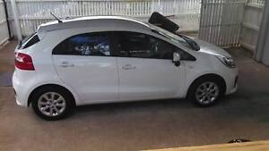 2015 Kia Rio Hatchback, 6spd man, as new cond, 13500kms North Booval Ipswich City Preview