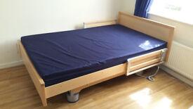 120 cm wide Profiling Bed – Electric Adjustable