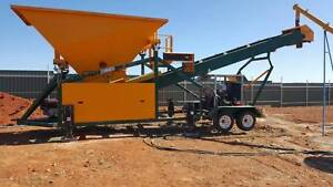 20m3 Thomas Manufacturing Concrete Batching Plant Kewdale Belmont Area Preview