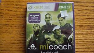 micoach train with the best for xbox 360