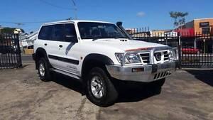 2003 Nissan Patrol ST GUIII Auto turbo diesel - Lift Kit $11,999 Highgate Hill Brisbane South West Preview