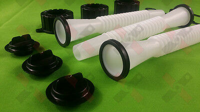 3 Sets Rubbermade Replacement Gas Can Spout And Parts Kit Blitz Rubbermaid