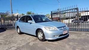2005 Honda Civic Hybrid 93,000 KM with logbooks RWC & REGO $4999 Highgate Hill Brisbane South West Preview