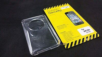 new transparent clear protective case cover for ipod 5th gen video (Ipod Touch Screen Cover)