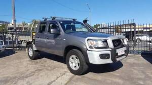 2009 Mazda BT50 4X4 turbo diesel dual cab Ute alloy tray $9999 Highgate Hill Brisbane South West Preview