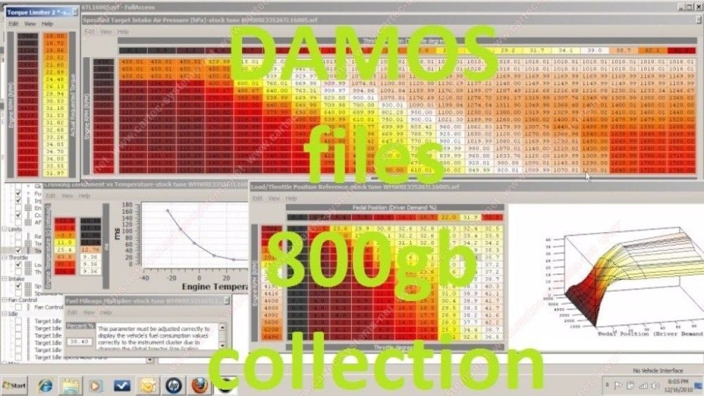 800gb WinOls damos collection + Software, super easy download and instant  access | Shopping Bin - Search eBay faster