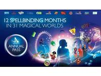 DISCOUNTED ANNUAL MERLIN PASSES