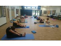Fed up with feeling stressed? Struggling to sleep? Neck & shoulders stiff? Claim a FREE yoga class!