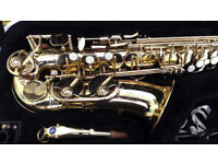 Trevor James Alto Sax 'Revolution' MKII