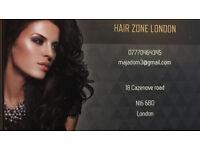 Hair Zone London (Hair Salon) POLSKI SALON FRYJERSKI