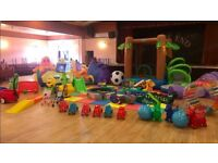 Tiny Tumbles Soft Play Hire