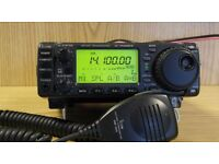 Icom IC-706 MkII boxed good condition swaps