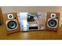 Yamaha CRX-TS10 stereo system