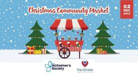 Stallholders wanted for charity Christmas Market