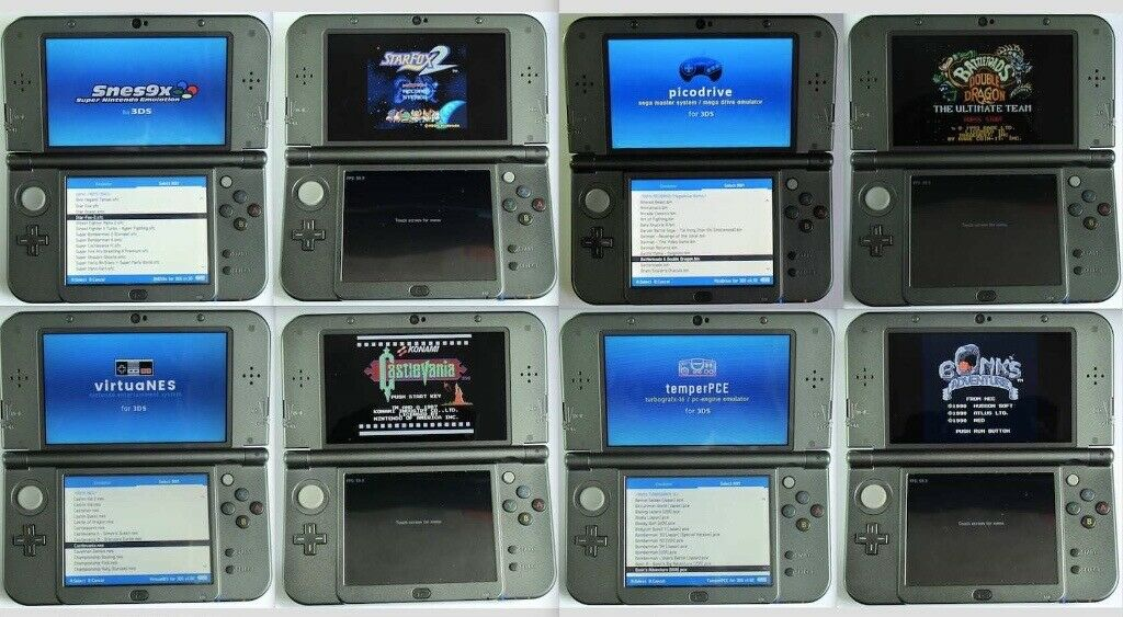 New Nintendo 3DS XL - 165 Games - 64gb with Charger | in West End, London |  Gumtree
