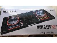 Numark Mixtrack Pro 3. 6 months old. Not pioneer ddj
