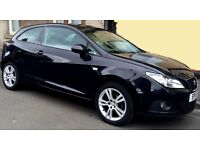 Gone pending Collection - 2011 SEAT IBIZA SPORT COUPE SPECIAL EDS 1.4 Chill 3dr