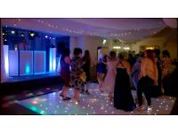 DJ mobile disco & karaoke for hire from only £110.00 for 4 hours