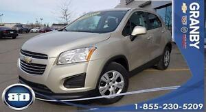 2016 Chevrolet TRAX FWD LS CROSSOVER (1LS) LS FWD GROUPE ÉLECTRI