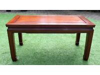 Solid Chinese Rosewood Keng Table Coffee Table HongMu Furniture