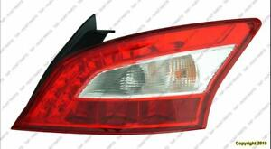 Tail Light Passenger Side High Quality Nissan MAXIMA 2009-2011