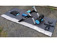 Tacx Bushido T2790 Tablet edition turbo trainer, bluetooth, no mains power needed