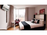 Luxury Chic and Spacious Studio Flat With Wifi ,Nice Block,Near Shops & Station. Bills Inc. Zone 1/2