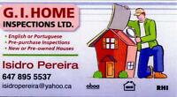 RHI HOME INSPECTOR WITH EXPERIENCE