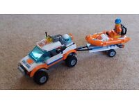 Lego - Coast Guard
