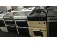 Electric,gas cooker from £99