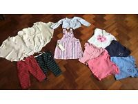 baby/toddler clothes 12-18 months bundle (13 items)