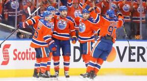 Edmonton Oilers vs Toronto Maple Leafs Tickets