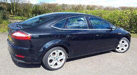 Ford Mondeo 2009 Manual Diesel 2.2 173bhp Titanium X Hatchback