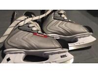 Brand-new sbk ice skates size 7