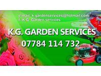 K.G Garden Services