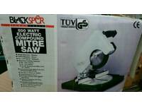 Blackspur Electronic Mitre Saw