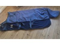 Weatherbeeta heavy weight orican freestyle turnout rug 6'6