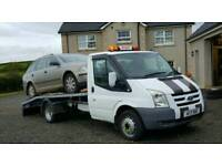 2010 Transit Recovery truck