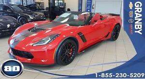 2017 Chevrolet Corvette Z06 1LZ CONVERTIBLE 650 HP