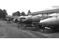 Ghost Hunting at Doncaster Air Museum, Doncaster 15th April 2017