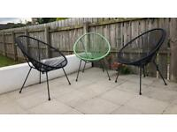 Acapulco Outdoor / Indoor Chairs