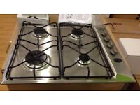 Ex-display Kingswood 4-Ring Gas Hob