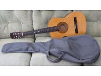 Childrens 3/4 Guitar. Classical Childrens Acoustic Guitar.