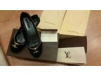 Louis Vuitton shoes... free local delivery