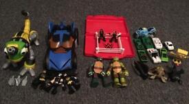 Large bundle of boys toys