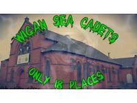 paranormal investigation at wigan sea cadets