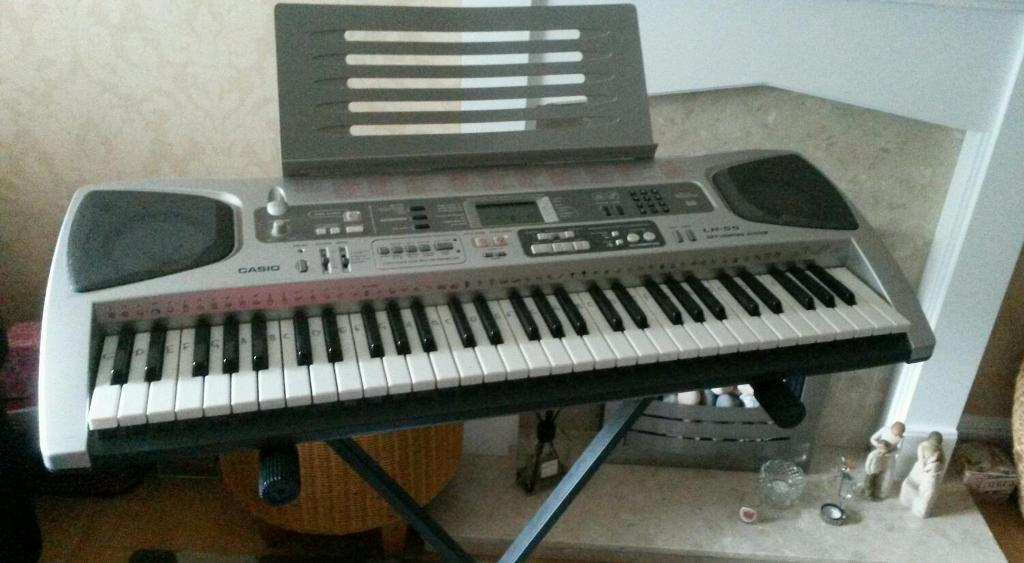 Keyboard new and cheap in stirling gumtree for Cheap yamaha keyboards