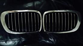 Bmw e46 m3 front and side grill